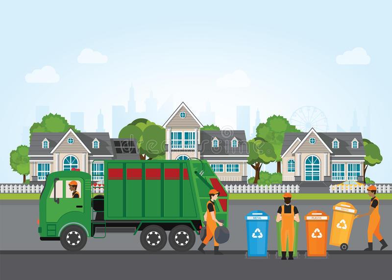 recolección de residuos solidos