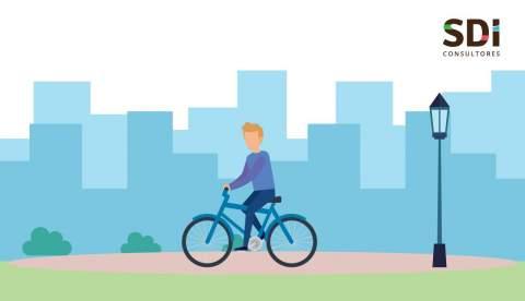 Movilidad Sostenible en Bandera Azul