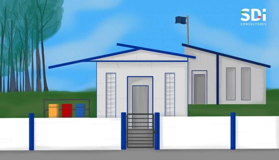 Centros Educativos en Bandera Azul