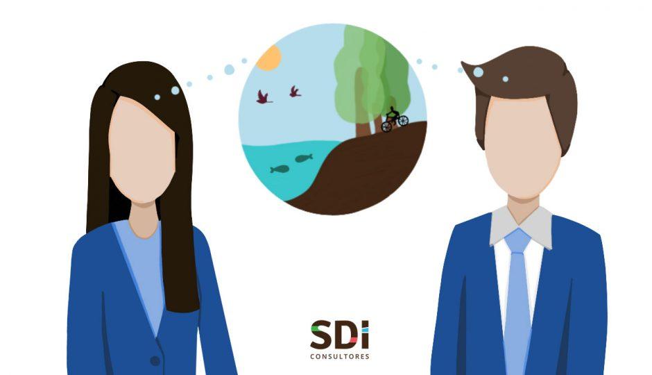 empresario desarrollo sostenible