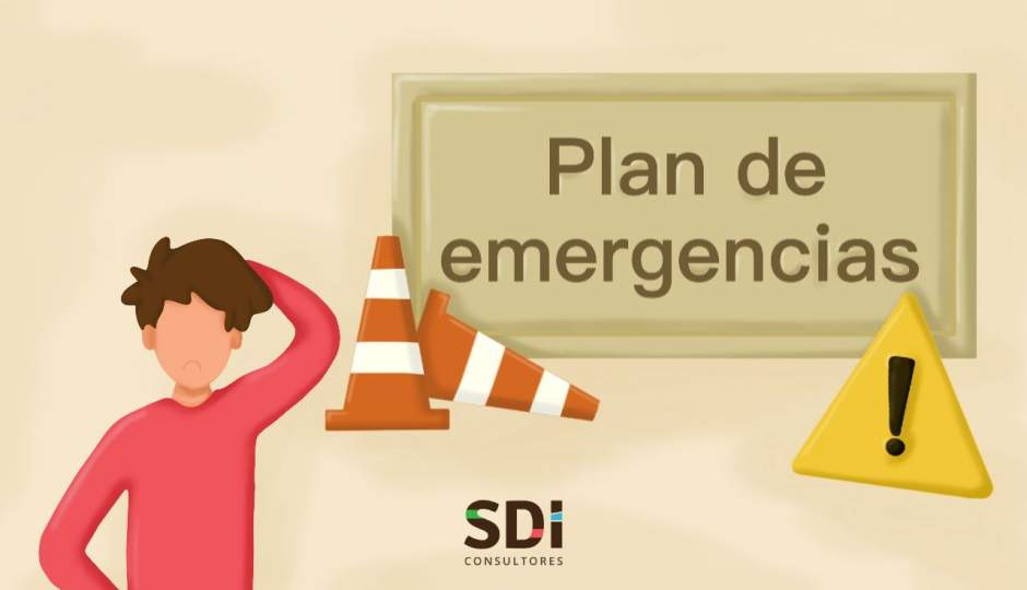 errores en plan de emergencias